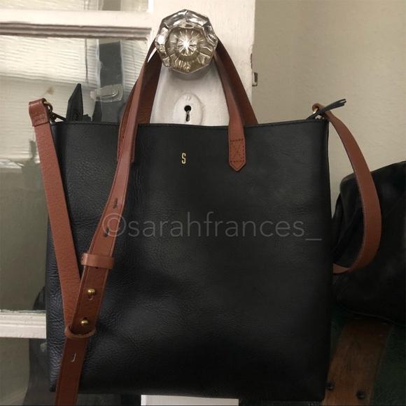 Madewell Handbags - 🌻sale madewell • zip-top mini transport crossbody